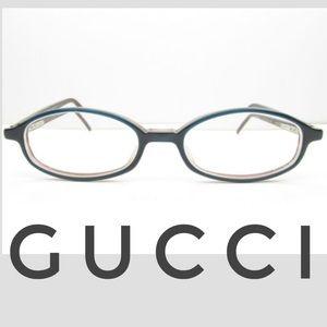 Authentic Gucci vtg prescription eyeglasses frames